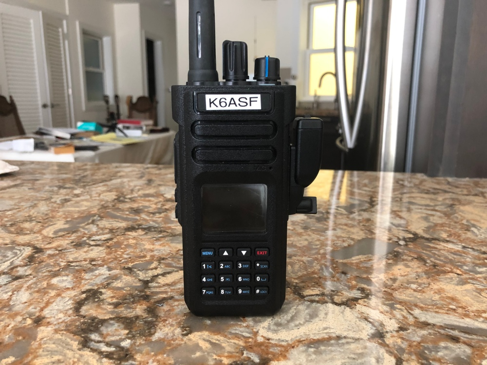 Alfonso Faustino: D-STAR, DMR, & System Fusion — Oh my